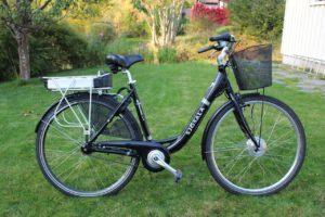 Elektrische fiets Den Haag