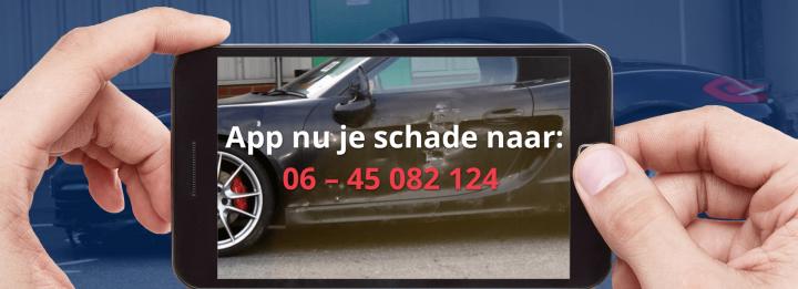 Autoschade nabij Den Haag, daar wil je snel vanaf