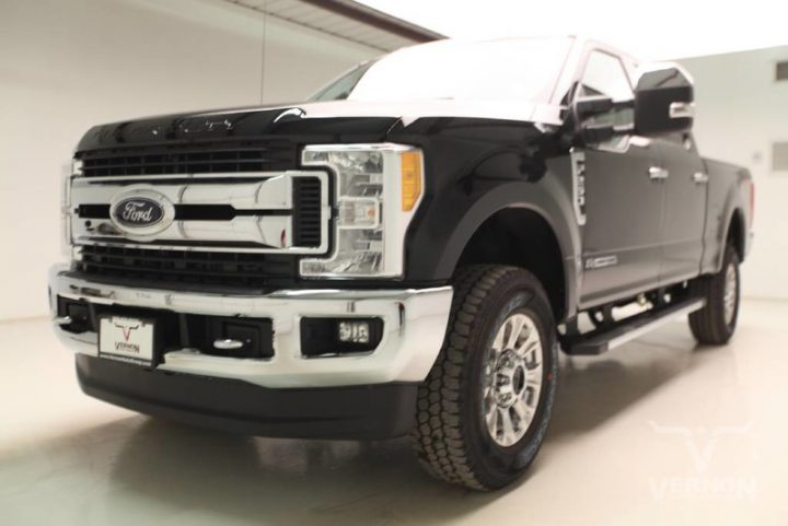 Ford F250 is geweldig