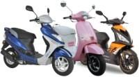 Een scooter kopen; welke stijl kies je?