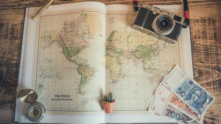 Mijn bijzondere leven als globetrotter!