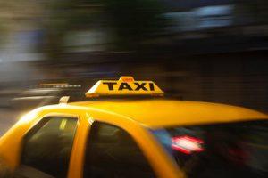 Taxi regelen