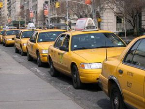 Rotterdam taxi